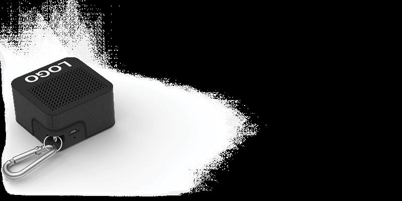 Jet - Trådløse Høytaler Med Logo