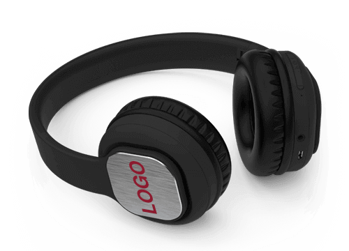 Indie - Bluetooth Hodetelefoner Med Logo
