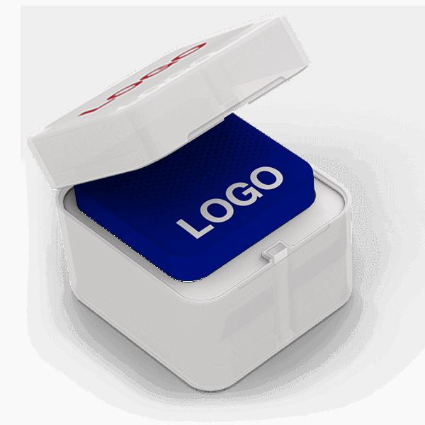 Ray - Wireless Høyttaler Med Logo