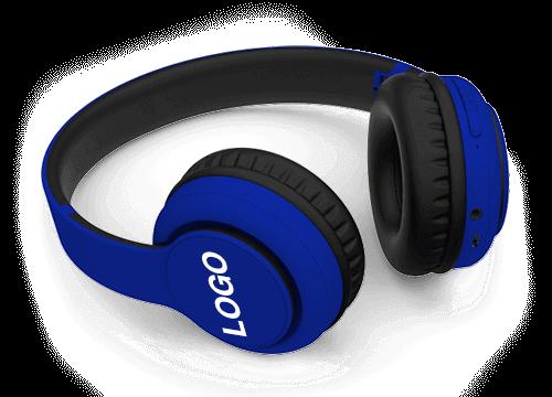 Mambo - Trådløse Hodetelefoner Med Logo