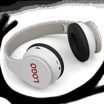 Sonar - Bluetooth Hodetelefoner Med Trykk