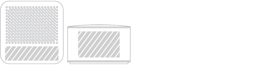 Bluetooth® høytaler Screen Printing