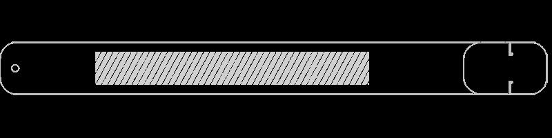 USB-armbånd Screen Printing
