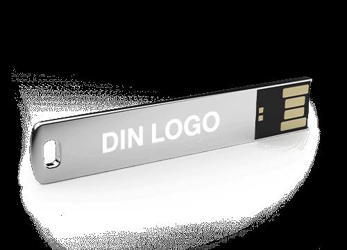 WalletStick - Minnepinner Med Logo
