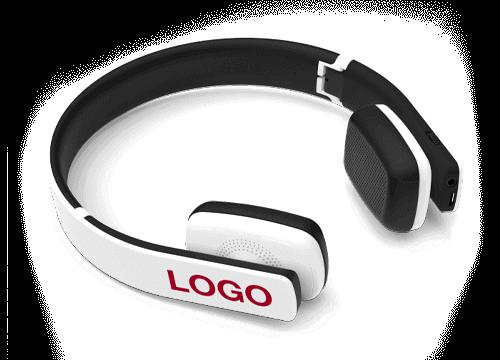 Arc - Bluetooth Hodetelefoner Med Logo