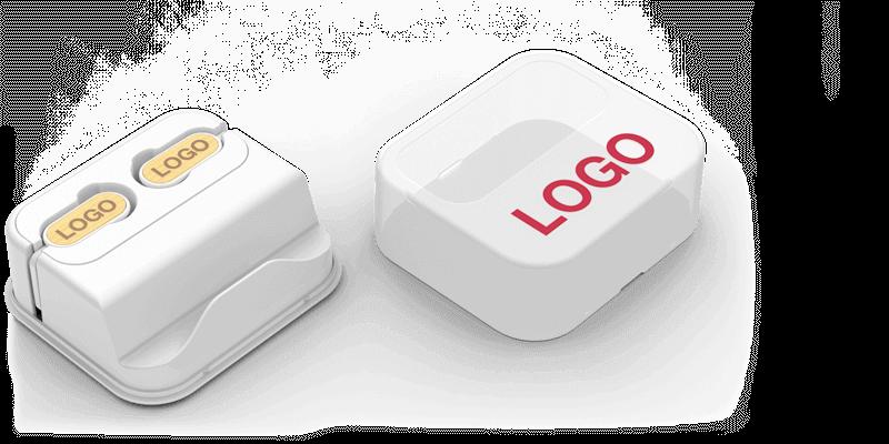 Grain Bluetooth® - Tilpassede trådløse øretelefoner