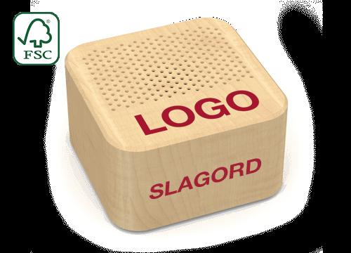 Seed - Wireless Høgtaler Med Logo
