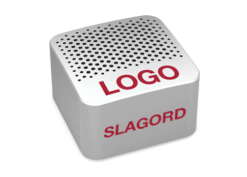 Tab - Trådløse Høytaler Med Logo