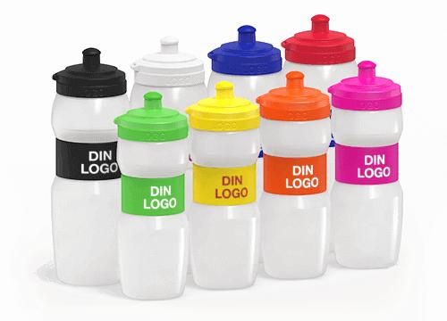 Fit - Vannflasker i bulk med logo