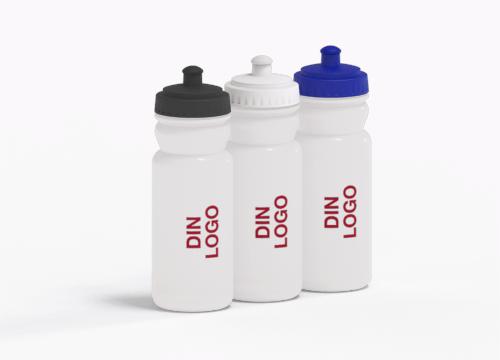Hydro - Logomerkede vannflasker