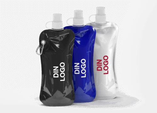 Marathon - Vannflasker med trykk