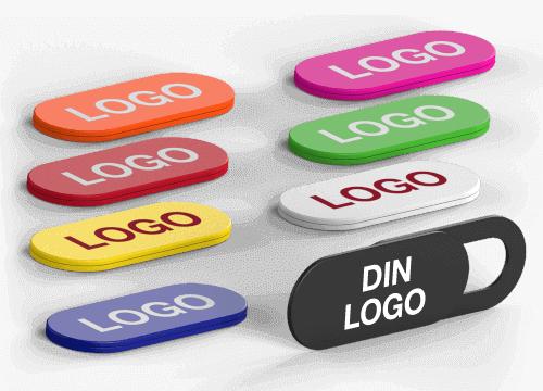 Shield - Logo Webcam Cover