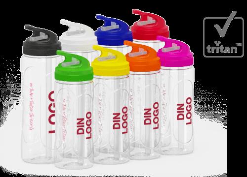 Wave - Logomerket vannflaske