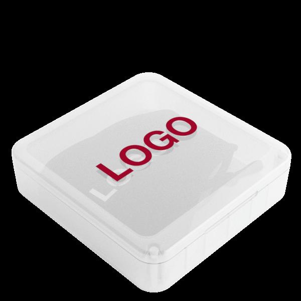 Sky - Tøyunnbind med logo