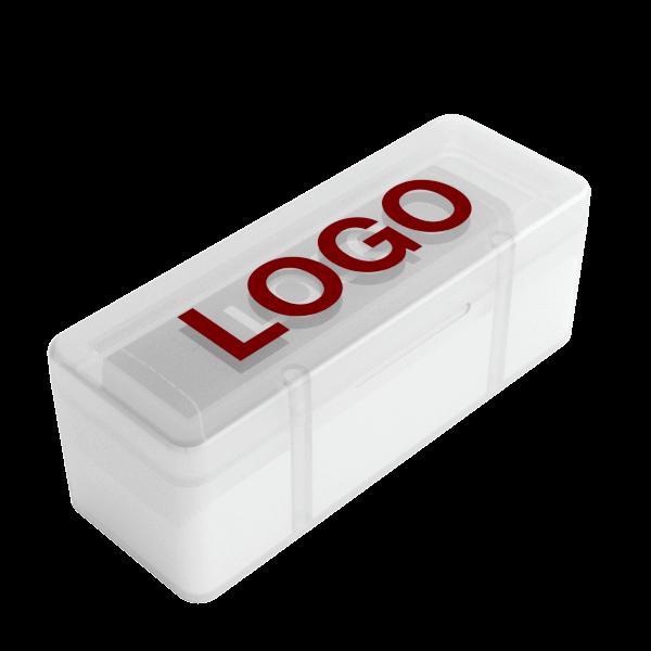 Lux - Powerbanks med Logo