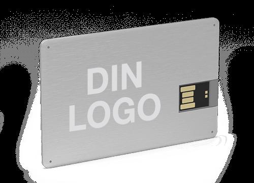 Alloy - USB Minne Bankkort