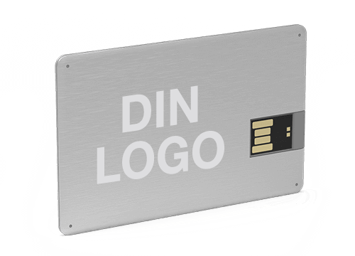 Alloy - Bankkort USB