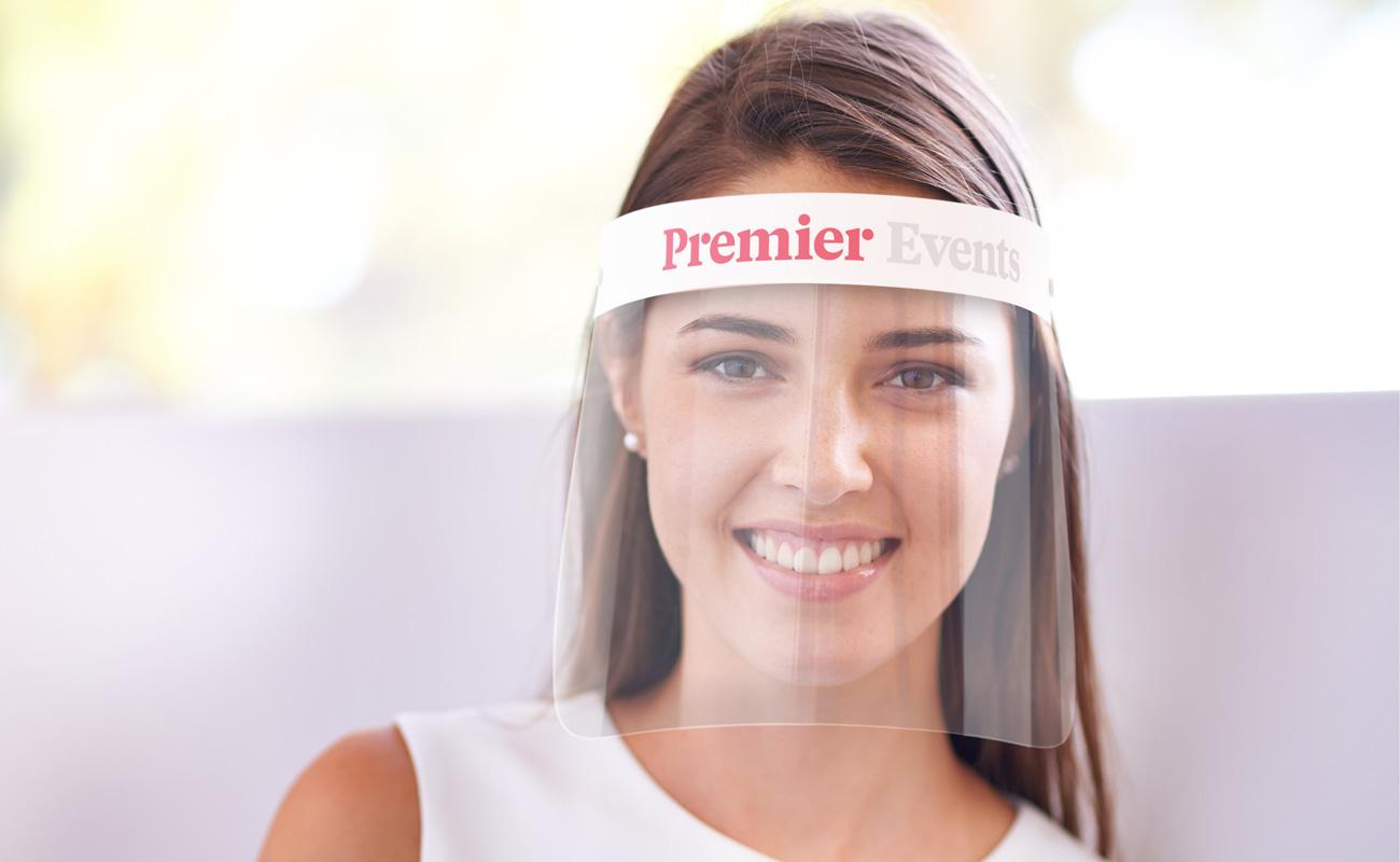 Barrier - Egendesignede ansiktsskjermer
