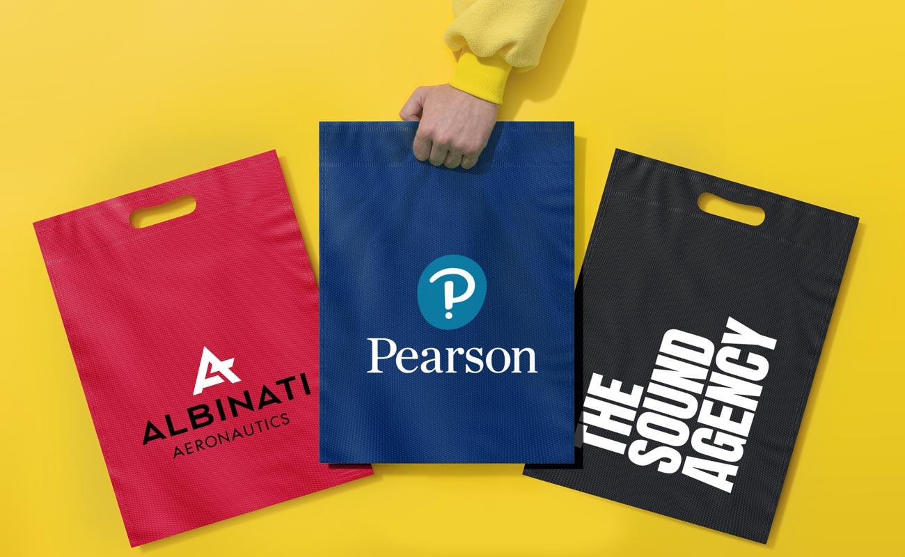 Compact - Egendefinerte Die Cut Bags