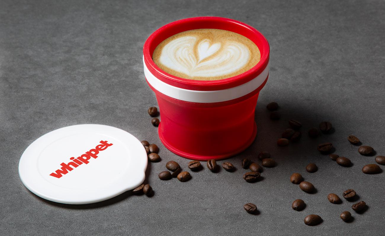 Compresso - Promoterende reisekopper