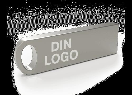 Focus - USB Minne Med Logo