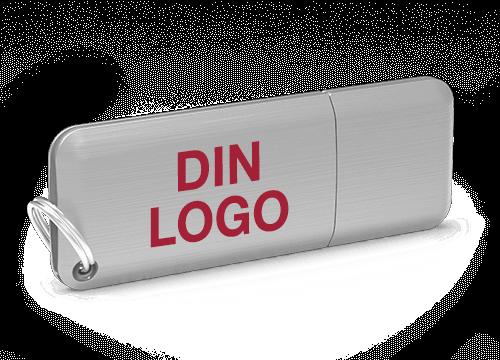Halo - USB Minnepenn Med Logo