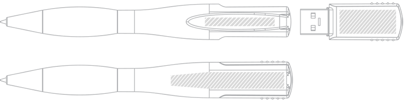 USB-penn Screen Printing