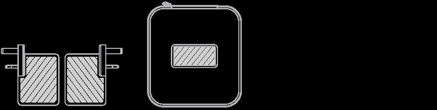 Reiselader USB Screen Printing