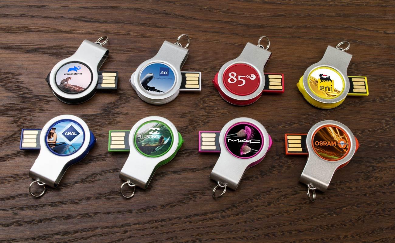Light - tilpassede minnepinner med LED lys