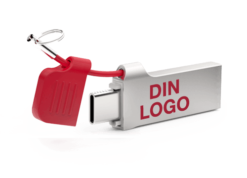 Lynx - Minnepinne Med Logo