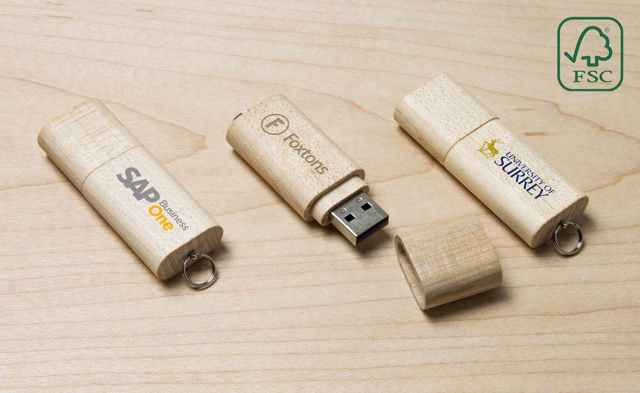 Nature - Tre USB
