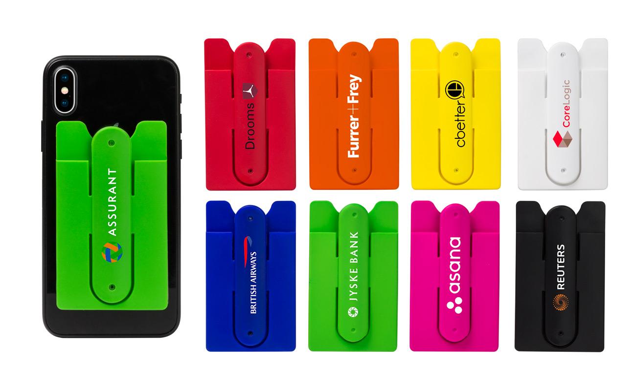 Pass - Tilpasset kortholder til smarttelefon