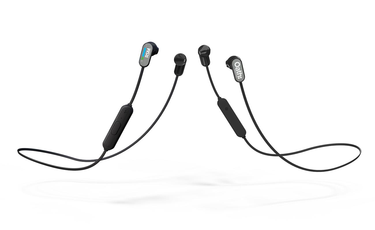 Peak - Tilpassede trådløse øretelefoner