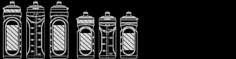 Vannflaske Screen Printing