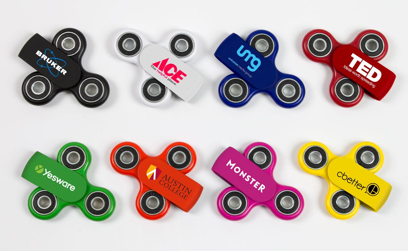 Sport Plus - Fidget Spinner Logo