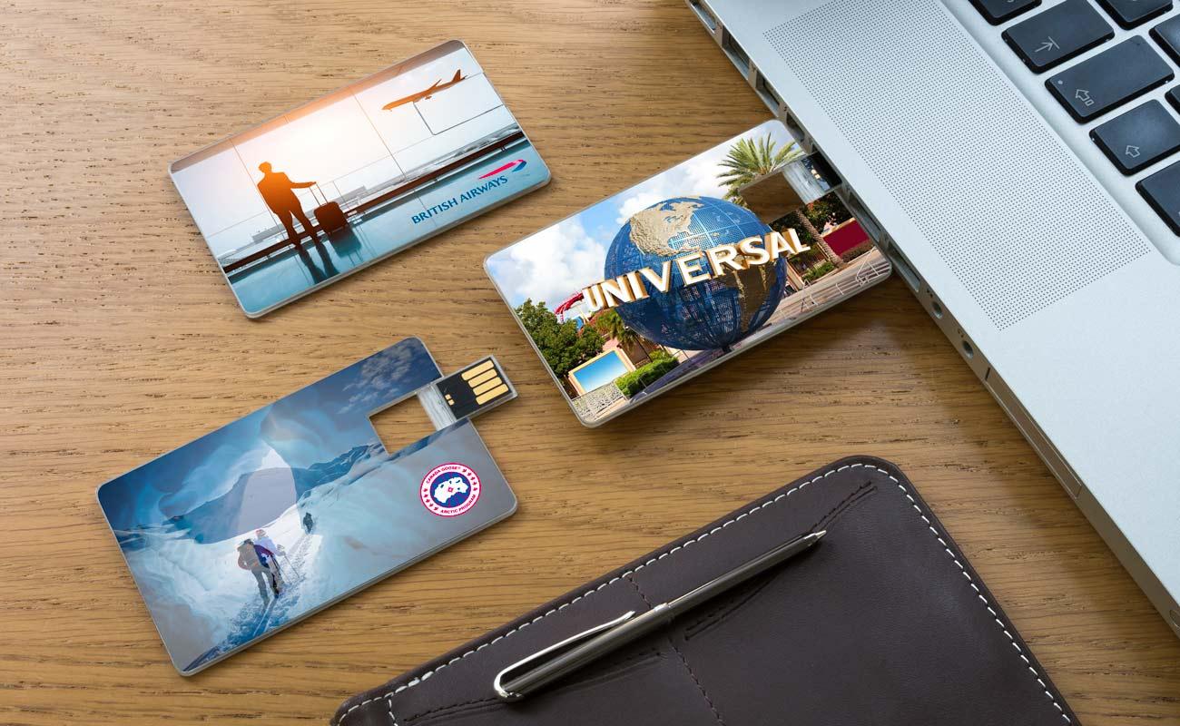 Wafer - USB Visittkort