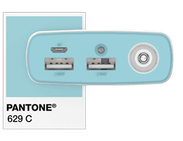 Pantone ® Referanser Powerbank